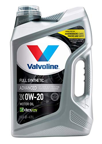 Valvoline Advanced Full Synthetic