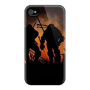 Iphone 6plus DCD4359eGrL Allow Personal Design High Resolution Ninja Turtles Skin Best Hard Cell-phone Case -ColtonMorrill
