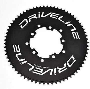 Driveline 69T AL7075 - Cadena para Bicicleta de Carretera TT, 69T ...