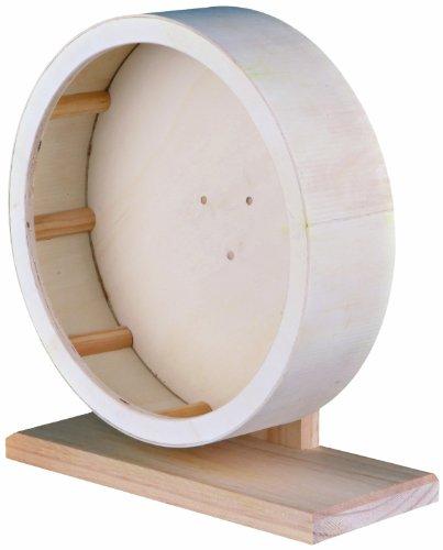 Trixie 60922 Holzlaufrad, 21 cm