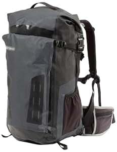 Ortlieb Track 35L Hiking Backpack - Black Slate - One Size