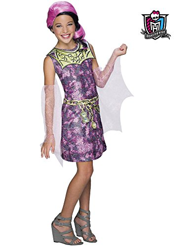 Rubie's Costume Monster High Haunted Draculaura Child Costume, Large -
