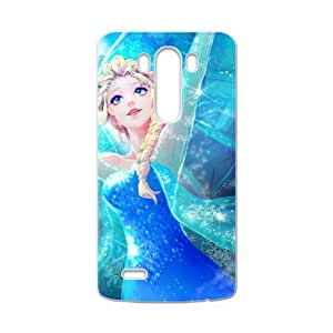 HUAH Frozen Princess Elsa Cell Phone Case for LG G3 by icecream design