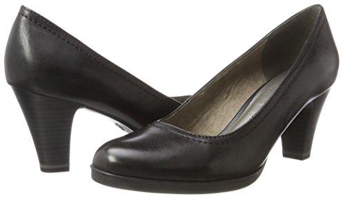 Heels Closed 22471 Toe Women''s Black Tamaris zIqHPpx6