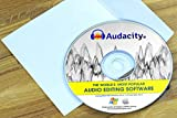 Audacity® 2020 Newest Professional Pro Audio Music
