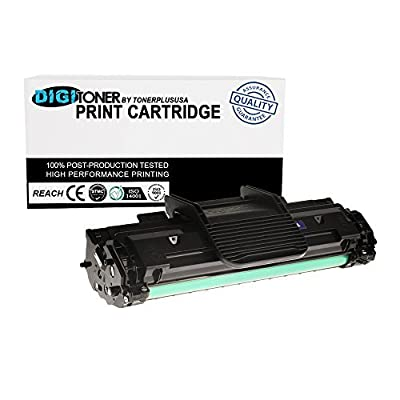 DigiToner™ by TonerPlusUSA New Compatible Replacement Samsung ML-1610 ML-2010 ML-2510 ML-2570 Laser Toner Cartridge (Black, 1 Pack)