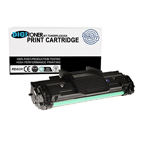 DigiTonerTM by TonerPlusUSA New Compatible Replacement Samsung ML-1610 ML-2010 ML-2510 ML-2570 Laser Toner Cartridge (Black, 1 Pack)