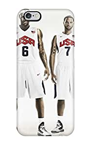 Garrison Kurland's Shop lebron james deron williams nike basketball kevin durant kobe bryant usa nba NBA Sports & Colleges colorful iPhone 6 Plus cases