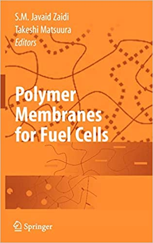 Polymer Membranes for Fuel Cells: Javaid Zaidi, Takeshi