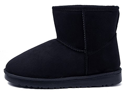 Fur Invierno Shoes Botas Lined AgeeMi Classic Mujer Cl Short qz4XwxxpO