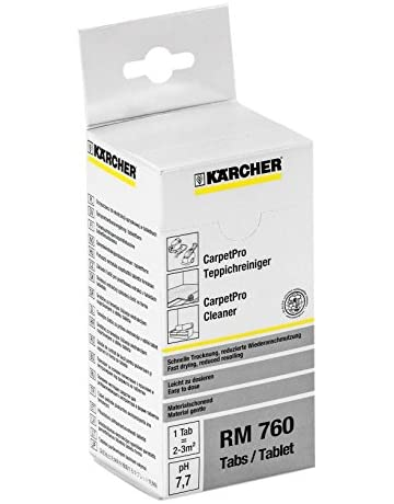 Kärcher RM 76016 Tabs Limpiador iCapsol Tabs (6.295-850.0): Amazon ...