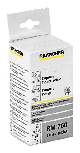Karcher Carpet Cleaner Tablets, Pack Of 16