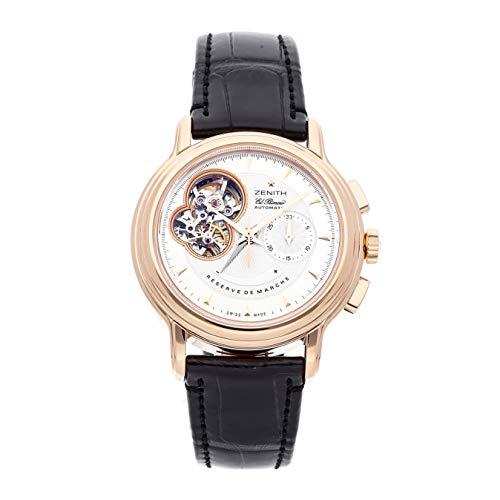 Zenith El Primero Mechanical (Automatic) Silver Dial Mens Watch 18.0240.4021/01.C495 (Certified -