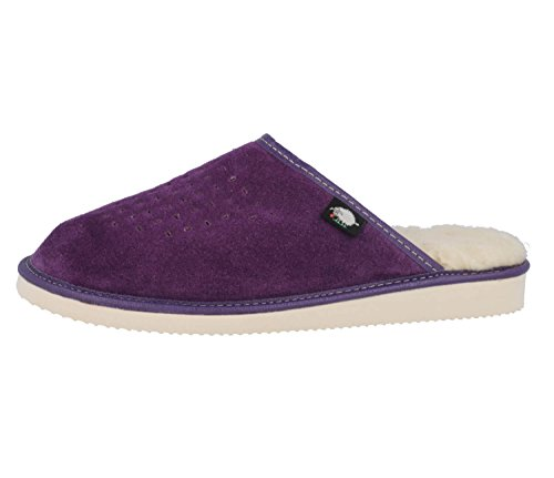 Violet Chaussons Ecoslippers Ecoslippers pour femme femme Chaussons pour Violet Ecoslippers wCHPOzq