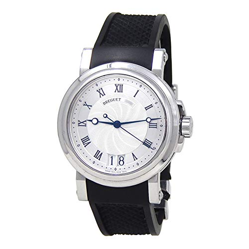 Breguet Marine Automatic-self-Wind Male Watch 5817ST/12/5V8 (Certified Pre-Owned) (Breguet Watches Men)