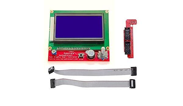 For Arduino accesorio de Impresora 3D Fibra de Vidrio Fuente de ...