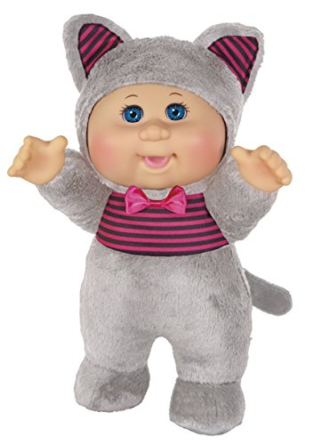 Cabbage Patch Kids 9 Inch Collectible Harvest Helpers Softbody Cuties Doll, Allie Cat