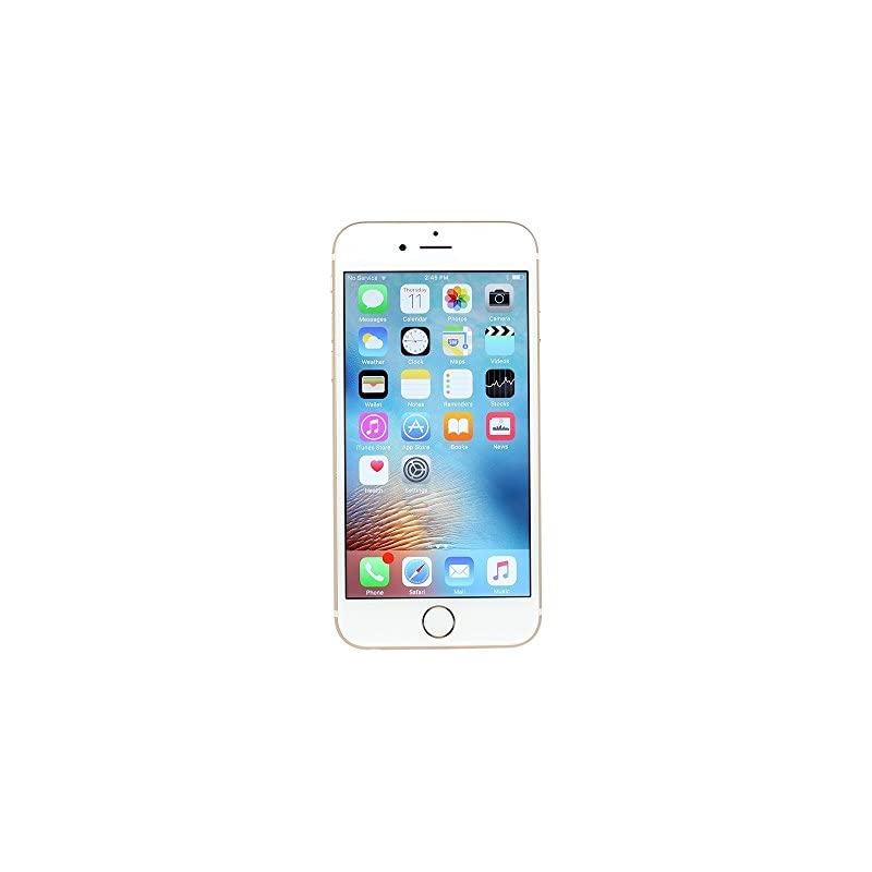 Apple iPhone 6S, T-Mobile, 16GB - Gold (Refurbished)
