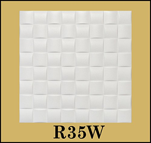 tin-look-glue-up-ceiling-tiles-20x20-styrofoam-extruded-polystyrene-r35w-lot-of-8