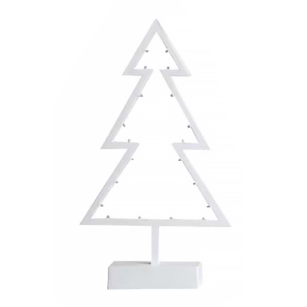 LED Christmas Tree Neon Light Signs Room Decor Neon Sculpture Lamp LED Night Light Pub Bar Sign Wall Lighting Decorative