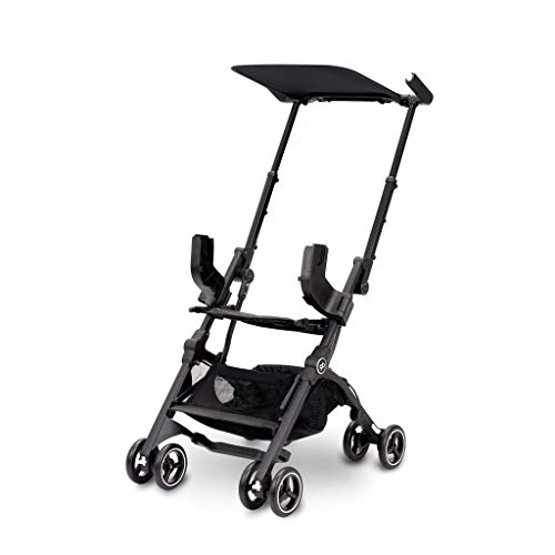 (gb Pockit Go Infant Car Seat Carrier, Satin Black)
