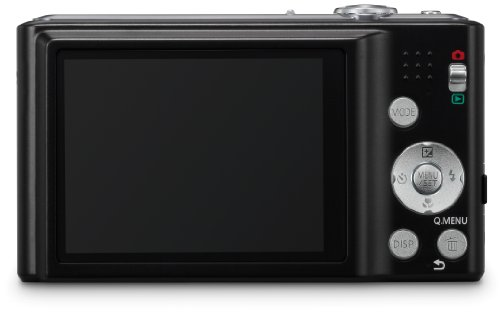 amazon com panasonic dmc fh25k 16 1mp digital camera with 8x wide rh amazon com Newest Panasonic Lumix Camera 24X Panasonic Lumix DMC
