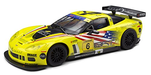 Scalextric-WOS-Chevrolet-Corvette-C6R-vehculo-W10199S300
