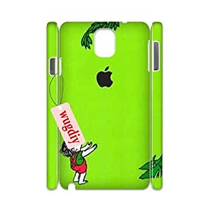wugdiy New Fashion Cover 3D Case for Samsung Galaxy Note 3 N9000 with custom The Giving Tree