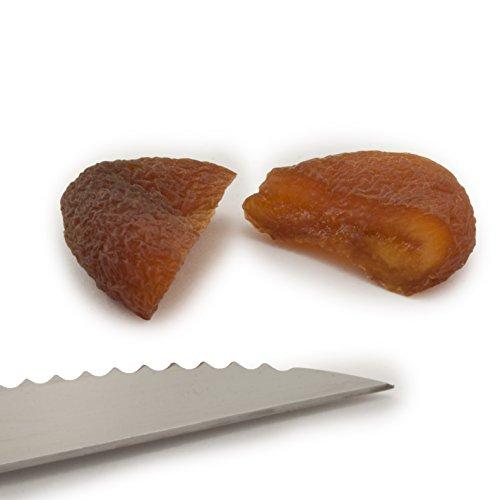 Premium Organic Dried Apricots | Raw, Non GMO, Vegan, Vegetarian, Unsulfured, Sun Dried Fruit, Turkish Apricots, No Sugar Added, Gift Box 100g by Avicenna BIO Food (Image #5)'