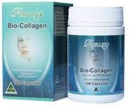 AUSWAY BIO COLLAGEN MARINE SKIN ACNE AGING WRINKLE SMOOTH&SOFT HEALTHY PREMIUM