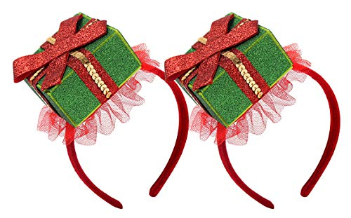 Novelty Christmas Headwear - Christmas Headband Novelty Accessories Headwear for