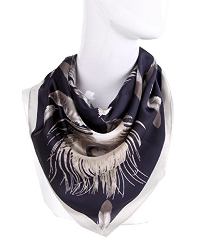 K Elewon Scarf Womens Square inches product image