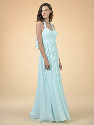 Alicepub Maxi Emerald for Long Gown Dress Halter Prom Formal Wedding Evening Bridesmaid 1qPrgxvw1