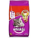 Ração Whiskas Carne Para Gatos Adultos 10,1 kg
