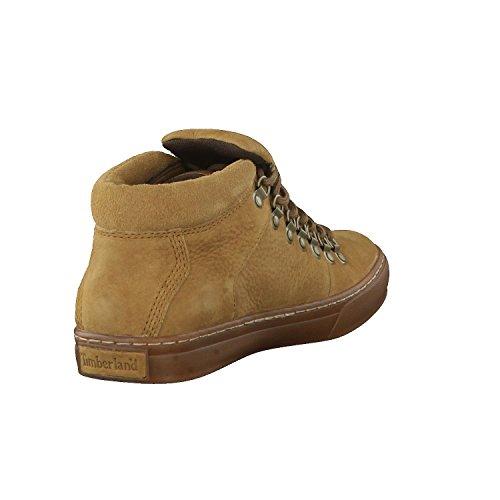 Timberland Mens Adventure 2.0 Cupsole Alpine Chukka Nubuck Boots Rubber