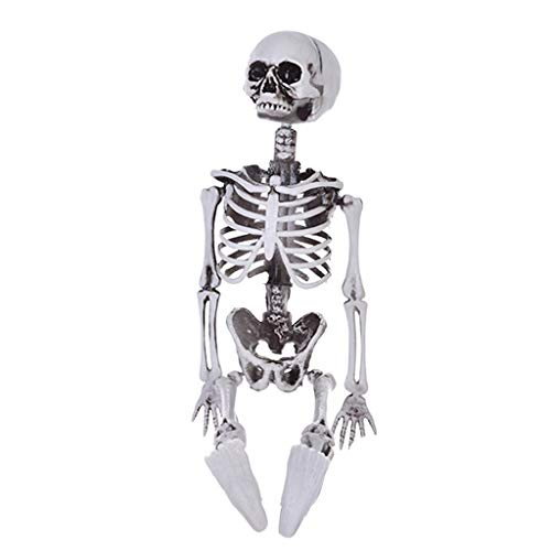 Halloween Assembly Games (ErYao Hanging Skeleton | Halloween Animated Shaking Ghost | Hanging Skeleton Decoration | Shaking Ghost | Creepy Looking Ghost Horror Ghost Prop Halloween Decorations, Shipped from US)