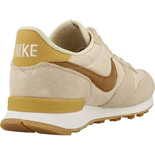De beach Multicolores 209 Wmns Pour Gold Femme Course White Wheat Summit Nike Chaussures Internationalist w8xdqtx0O