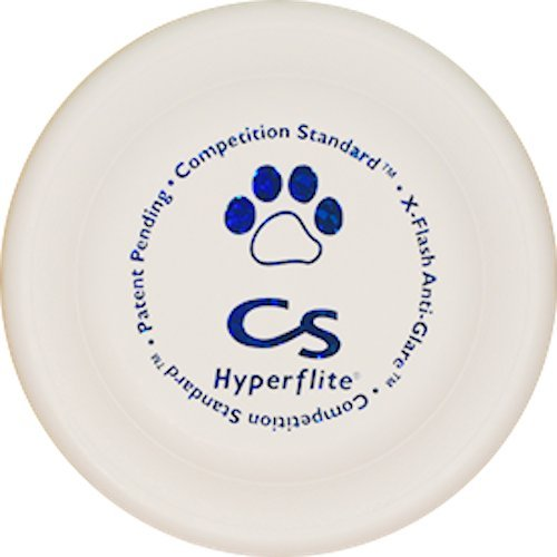 Hyperflite K-10 Competition Standard Dog Disc,multi,6 Pack by Hyperflite