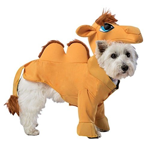 Funny Camel Dog Pet Costume Halloween Desert Animal Hump Day
