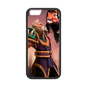 iphone6 4.7 inch Black phone case Lone Druid Dota 2 DOT9948250