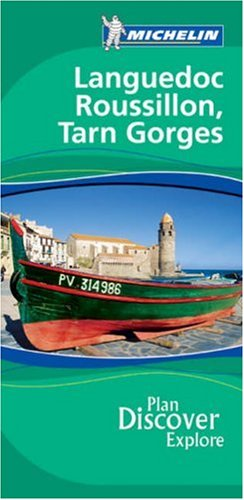 Download Michelin Green Guide Languedoc Roussillon Tarn Gorges (Michelin Green Guides) PDF