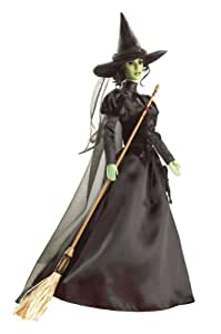 Mattel The Wizard of Oz Wicked Witch of the West Barbie Doll