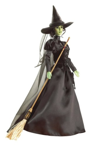 Mattel The Wizard of Oz Wicked Witch of the West Barbie Doll ()