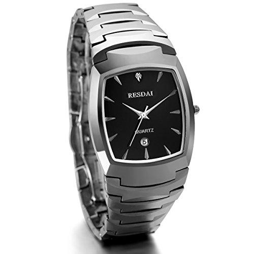 JewelryWe Christmas Tungsten Bracelet Wristwatch product image