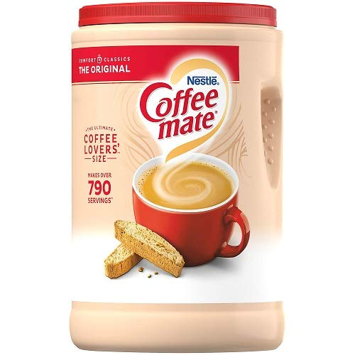 Coffee-Mate Powder Original, 56 oz (4 Pack) by Coffee-mate