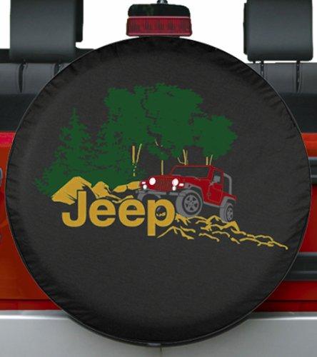 Jeep Liberty Tire Cover Adventure   3