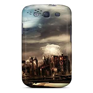New Cute Funny Prototype Dual Monitor Case Cover/ Galaxy S3 Case Cover by runtopwell