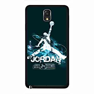 MJ Air Michael Jordan Brand Logo Phone Case,Note 3 Case Cover,Awesome Protective Phone Case For Note 3