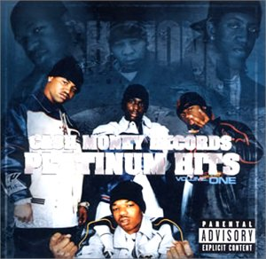 CASH MONEY RECORDS PLATINUM HITS VOL.1