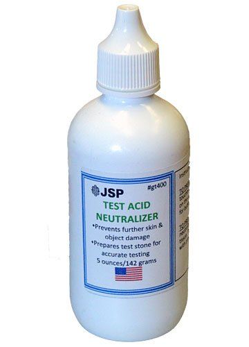 Test Acid Neutralizer & Gold Testing Stone Conditioner